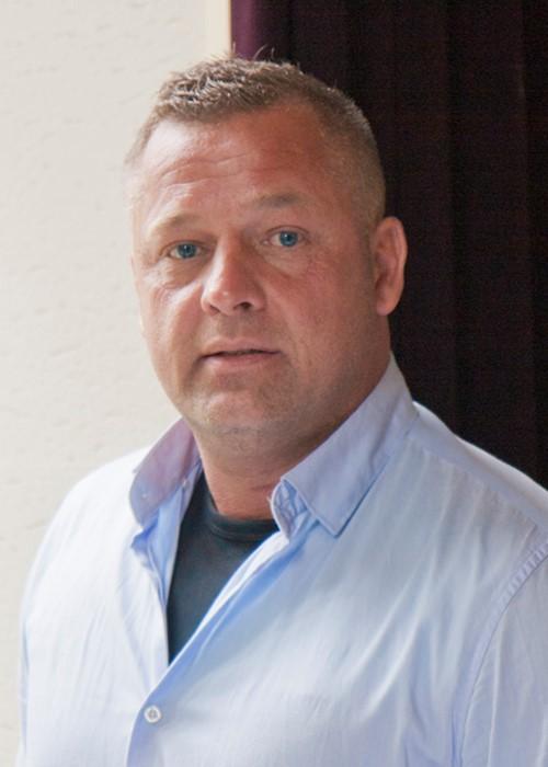 Alle woningontruimers-regiomanager Richard Sanstra